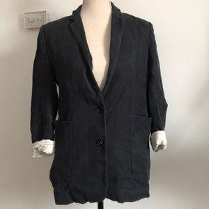 wilfred linen blazer